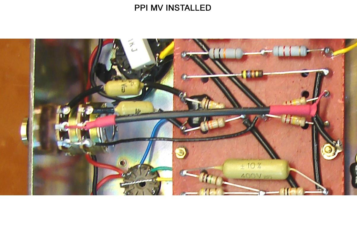 PPIMV_Installed ppimv checklist valvestorm Lar Mar Master Volume at gsmx.co